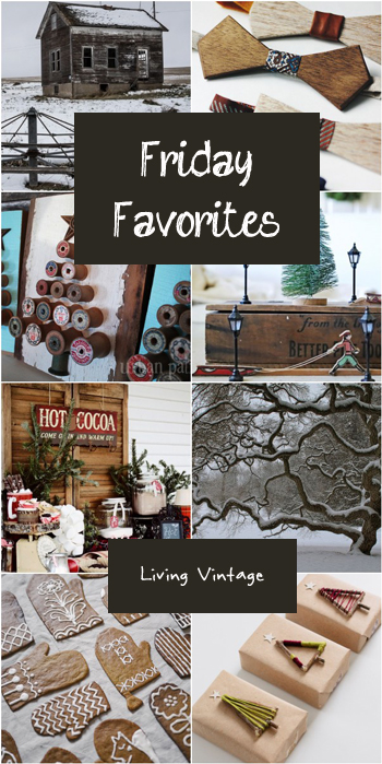 Friday Favorites #127 at Living Vintage