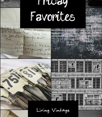 Friday Favorites #92