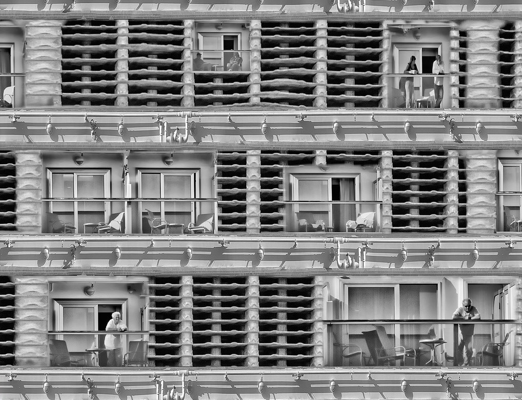 a visually interesting image of The Radiator People - one of 8 picks for this week's Friday Favorites