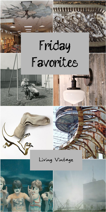 Friday Favorites #90 @ Living Vintage
