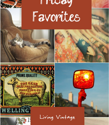 Friday Favorites #89