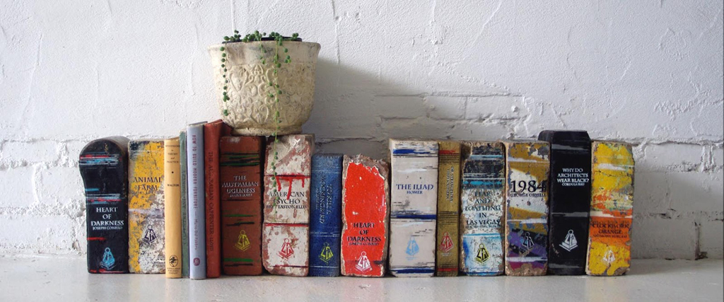 a very clever way to repurpose salvaged bricks - one of 8 picks for this week's Friday Favorites