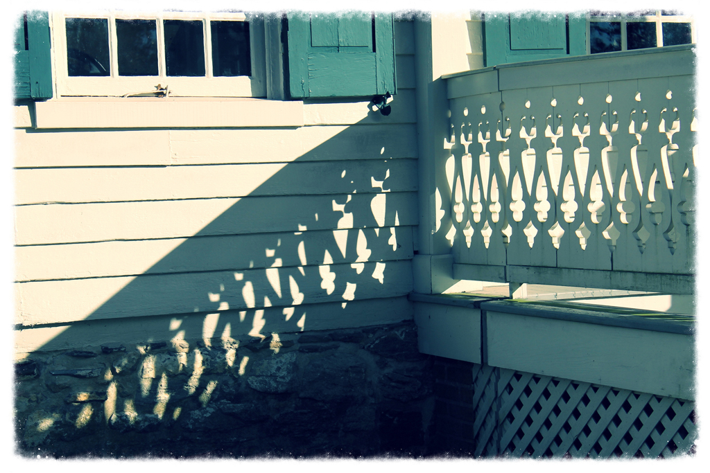 beautiful porch detail - one of 8 picks for this week's Friday Favorites