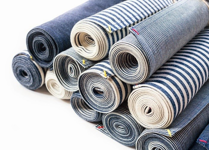 gorgeous denim fabrics - one of 8 picks for this week's Friday Favorites