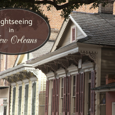 Sightseeing in New Orleans