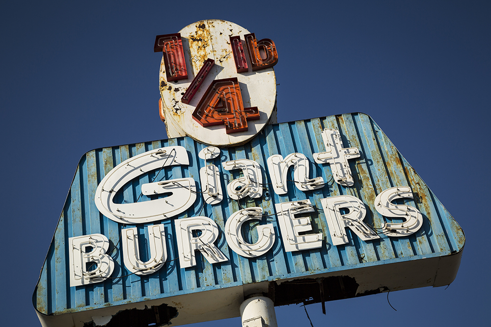 "back when quarter pound burgers were ""giant"" - 1 of 8 picks for this week's Friday Favorites"
