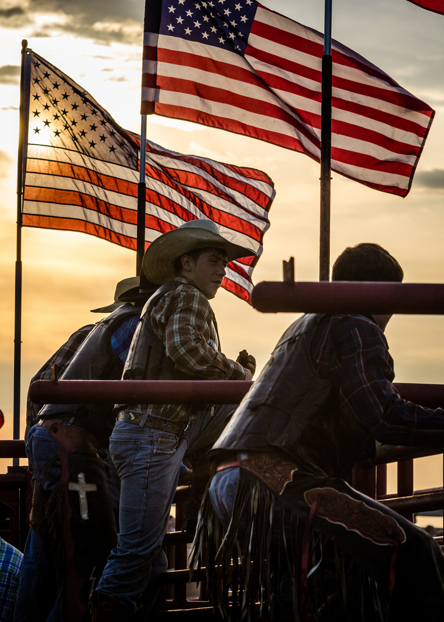 an all-American rodeo - one of 8 picks for this week's Friday Favorites