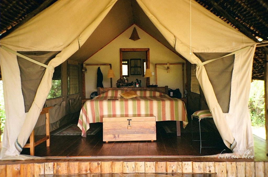 luxury camping in Africa - one of 8 picks for this week's Friday Favorites