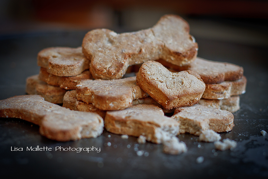 yummy dog biscuits (with a recipe) - one of 8 picks for this week's Friday Favorites