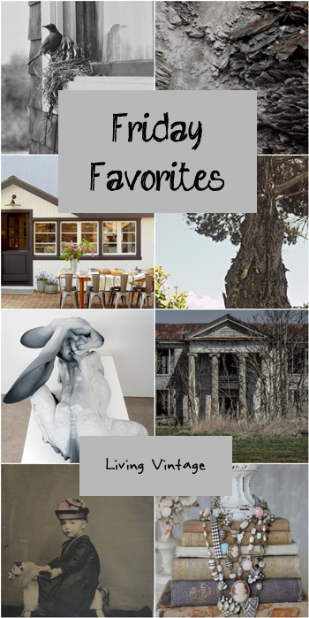 Friday Favorites #100 @ Living Vintage