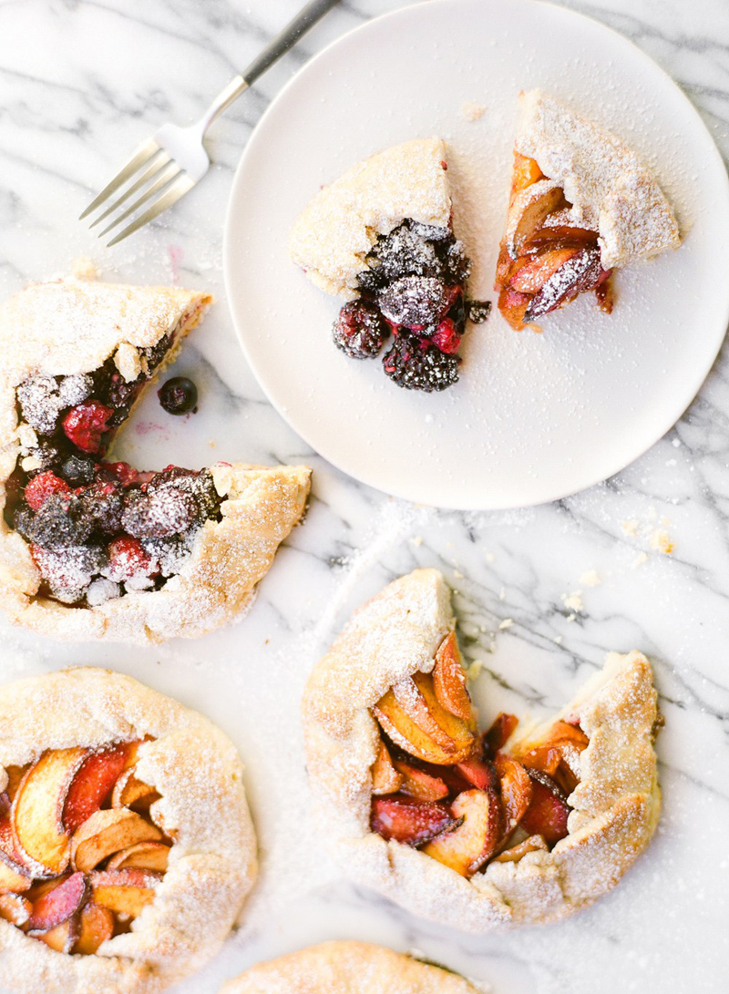 pretty and tasty summer galettes - 1 of 8 picks for this week's Friday Favorites