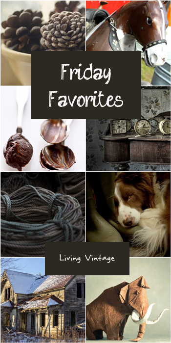Friday Favorites #114 @ Living Vintage