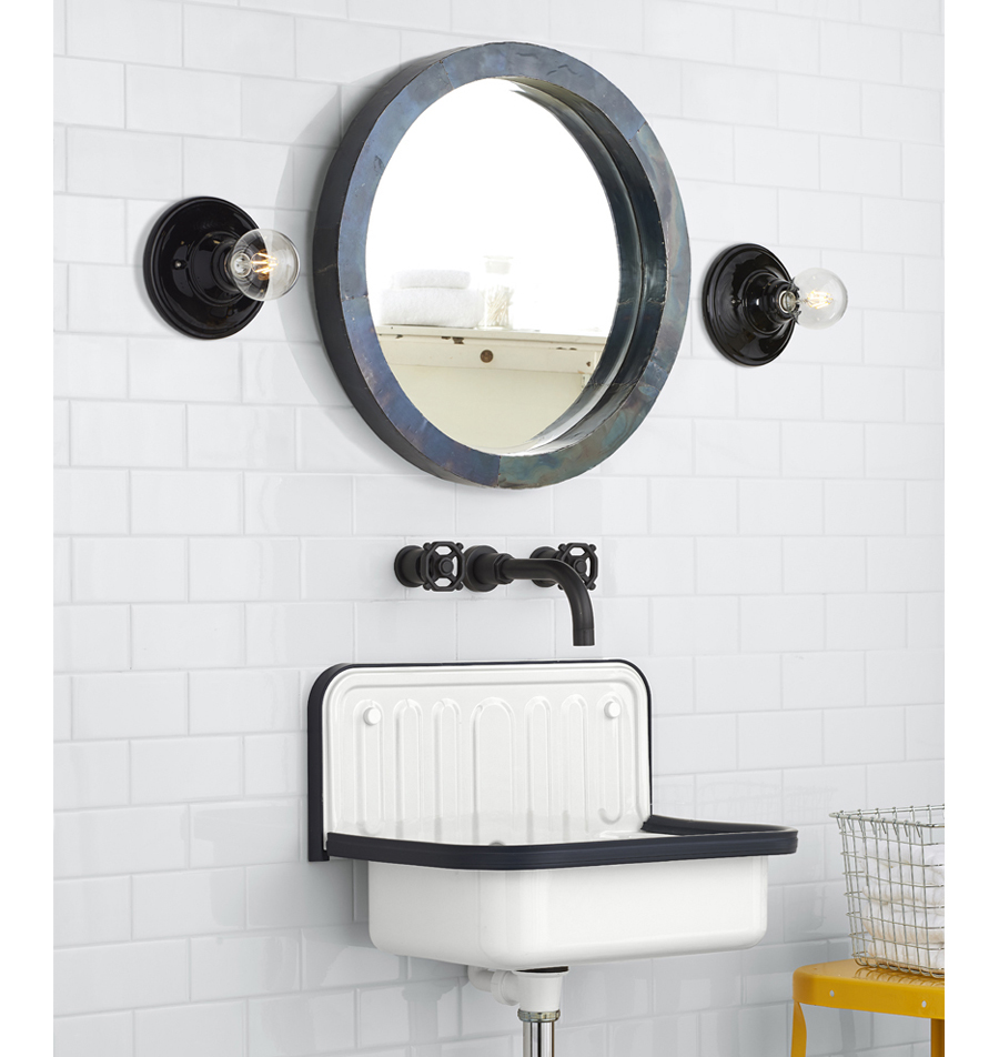 a neat utilitarian sink - 1 of 8 picks for this week's Friday Favorites