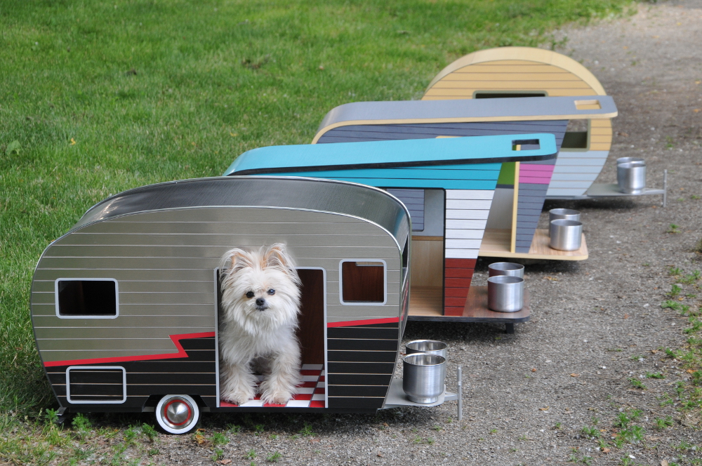 adorable little pet trailers - 1 of 8 picks for this week's Friday Favorites