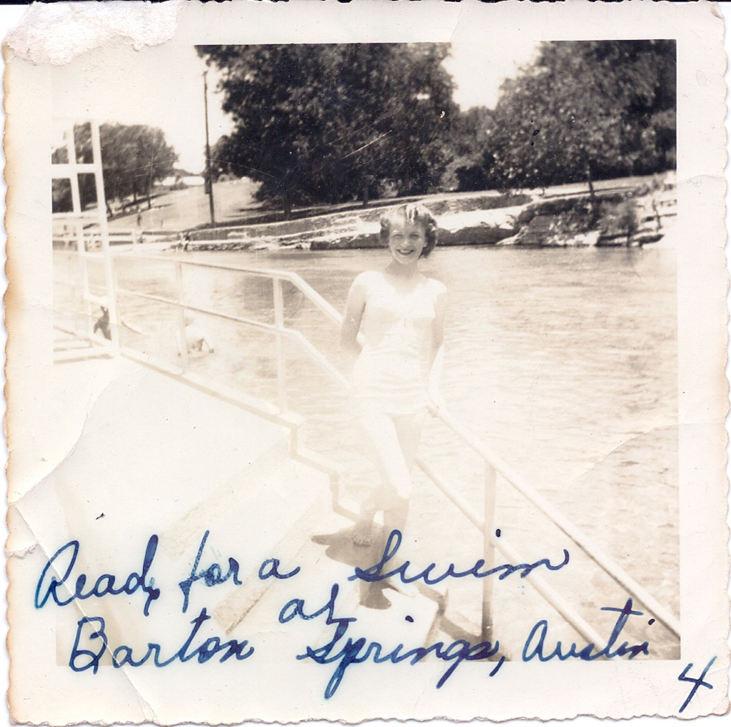 ready for a swim at Barton Springs in Austin, TX - 1 of 8 picks for this week's Friday Favorites