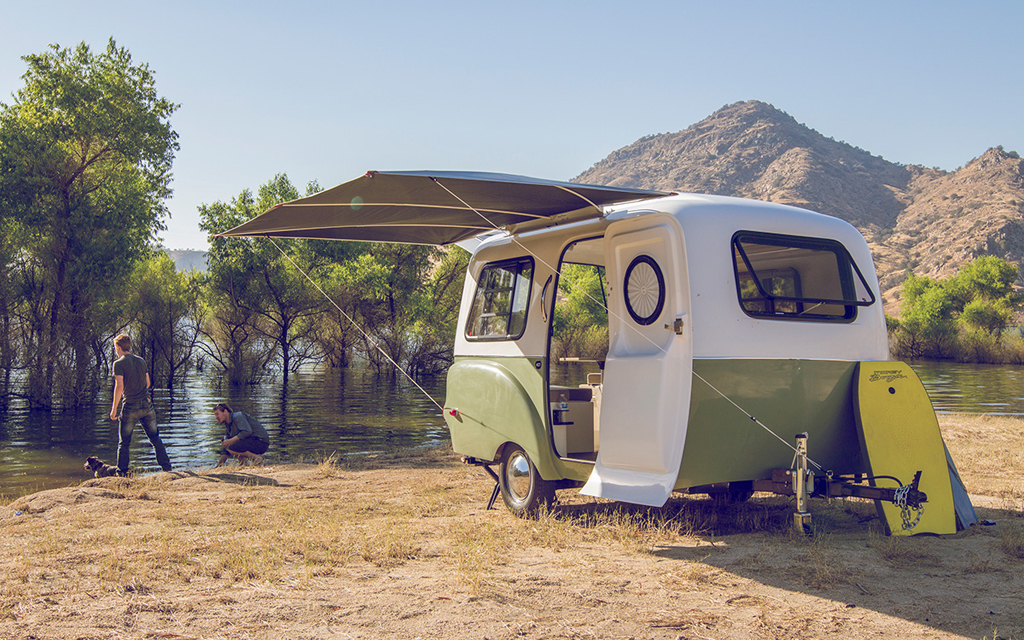 a really cute and versatile camper - 1 of 8 picks for this week's Friday Favorites