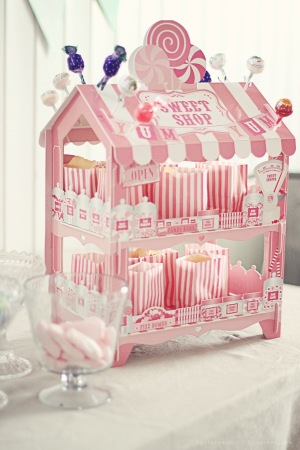 a really cute party display - 1 of 8 picks for this week's Friday Favorites