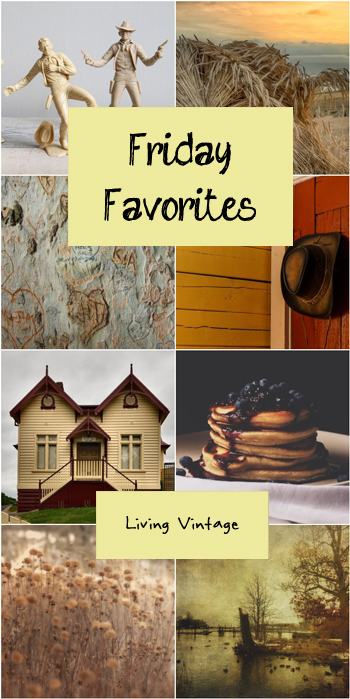 Friday Favorites #124 @ Living Vintage