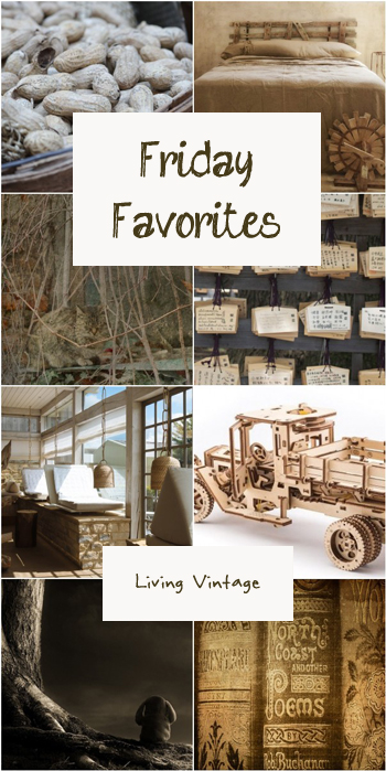 Friday Favorites #132 @ Living Vintage
