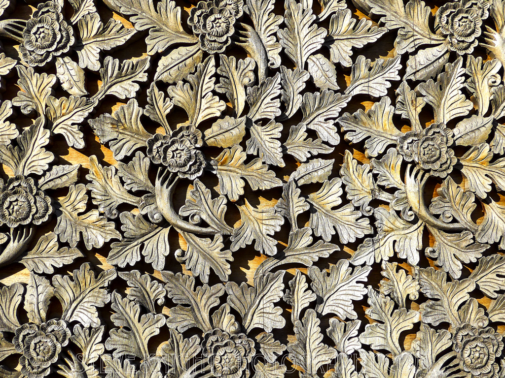 the pretty detail of a carved door - 1 of 8 picks for this week's Friday Favorites