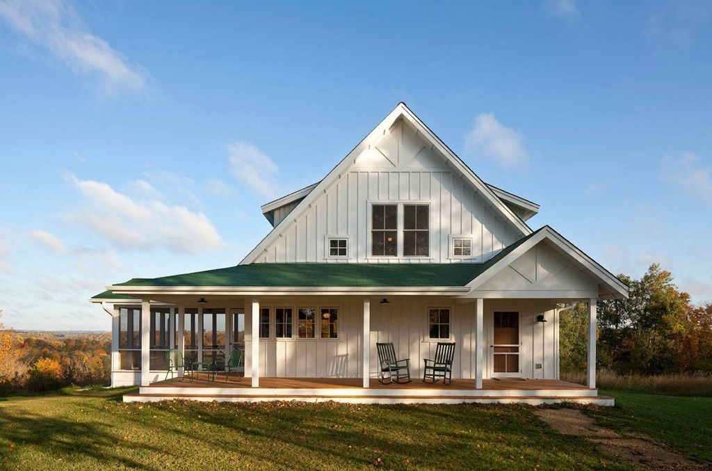 a new (and wonderful) farmhouse - 1 of 8 picks for this week's Friday Favorites