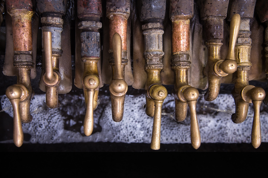 beautiful taps used to extract sugarcane syrup - 1 of 8 picks for this week's Friday Favorites