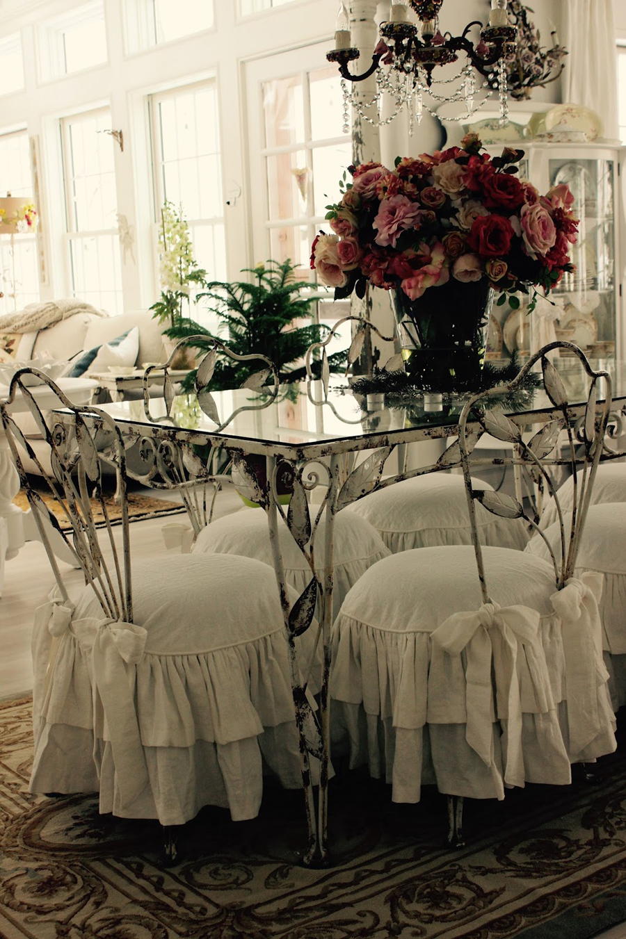 such pretty and romantic slipcovers - 1 of 8 picks for this week's Friday Favorites