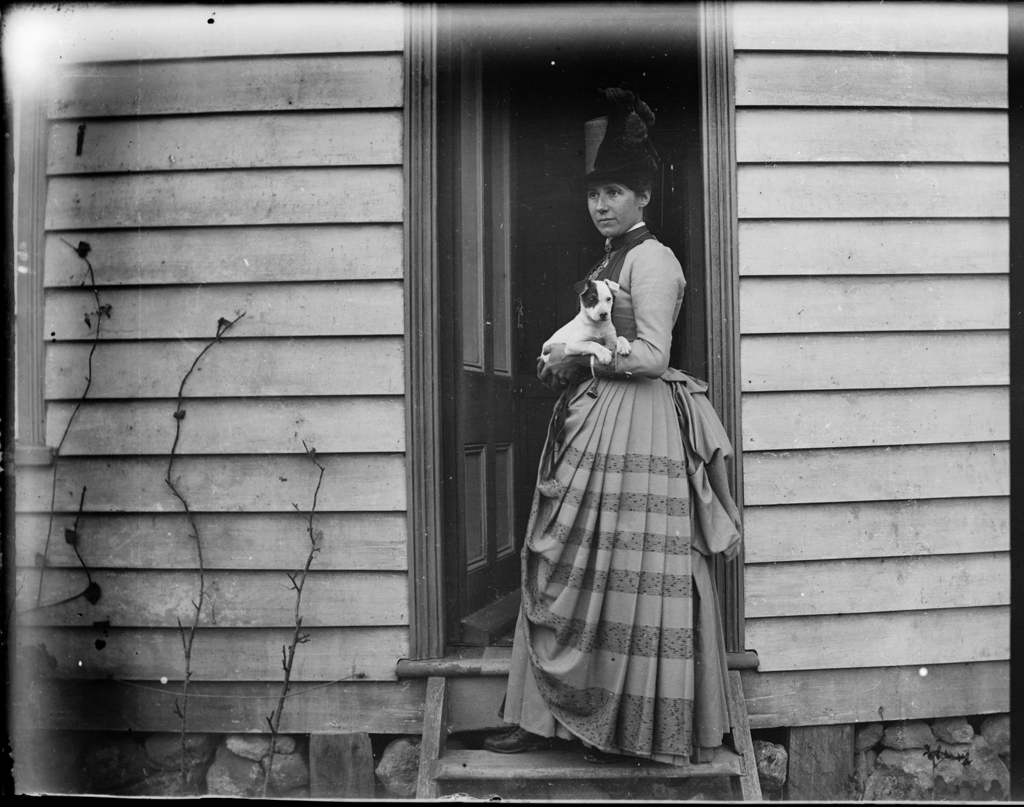 a Kacy look-a-like, circa 1880