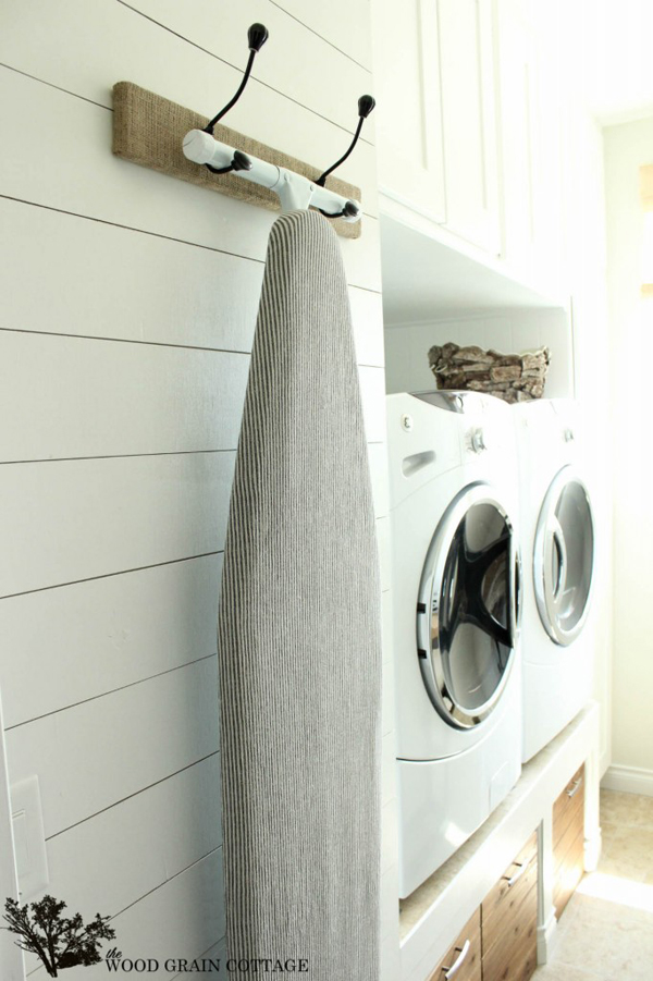 a pretty darn wonderful laundry room