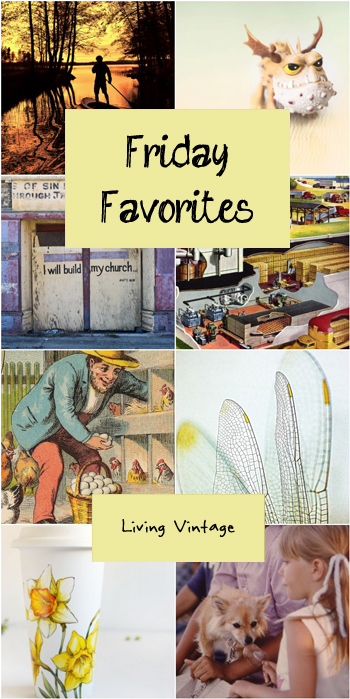 Friday Favorites, issue 145: 8 yellow picks this week