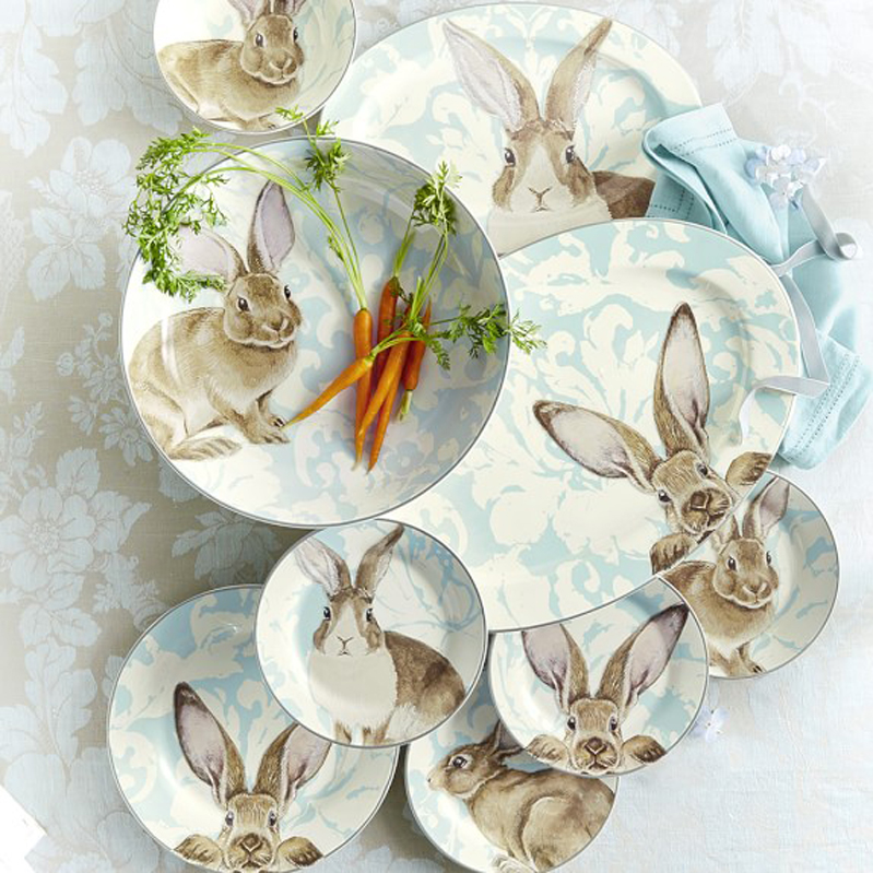 http://www.williams-sonoma.com/products/damask-easter-bunny-platter/