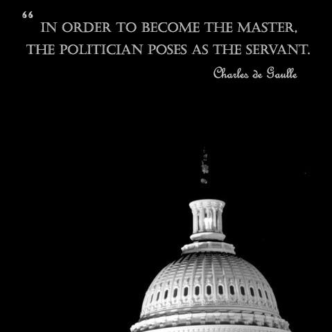 Servant or Master?